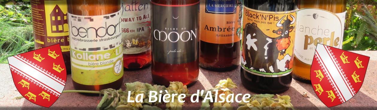 La Bière d'Alsace